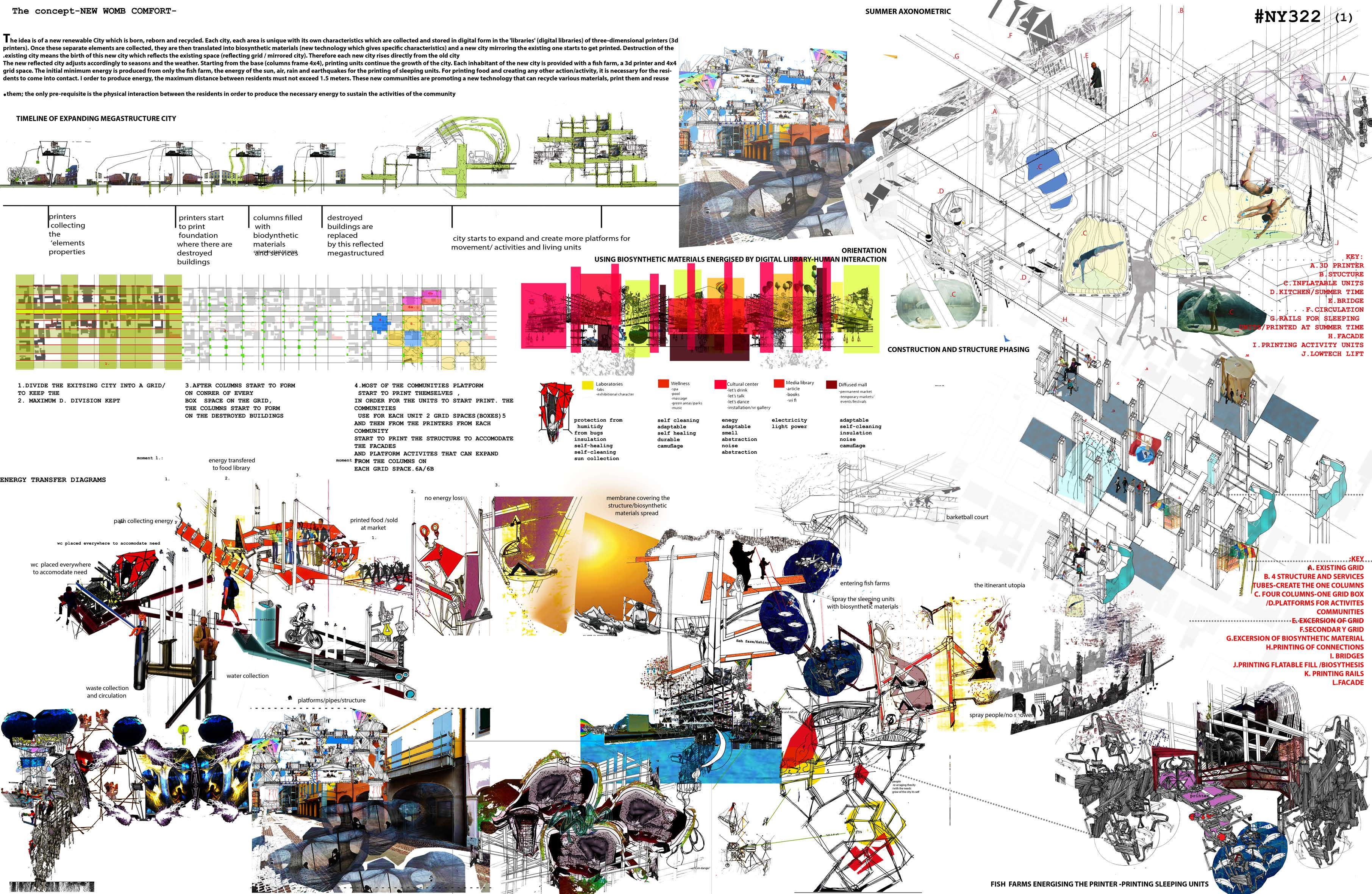 international award for d3 natural systems architecture